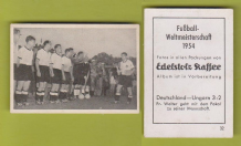 West Germany Fritz Walter Kaiserslautern 32